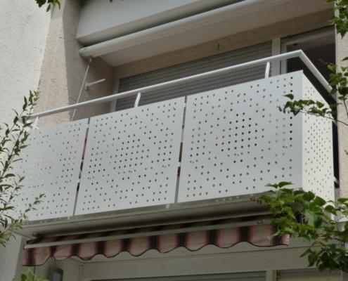 Balkonfüllung