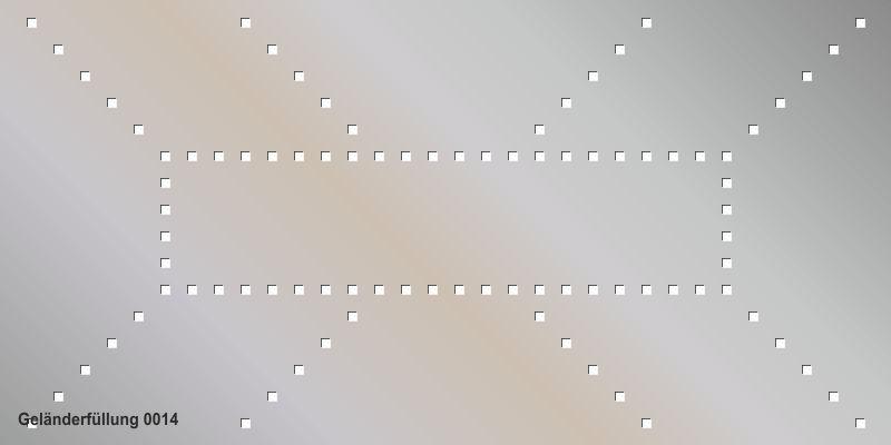 Geländerfüllung 0014
