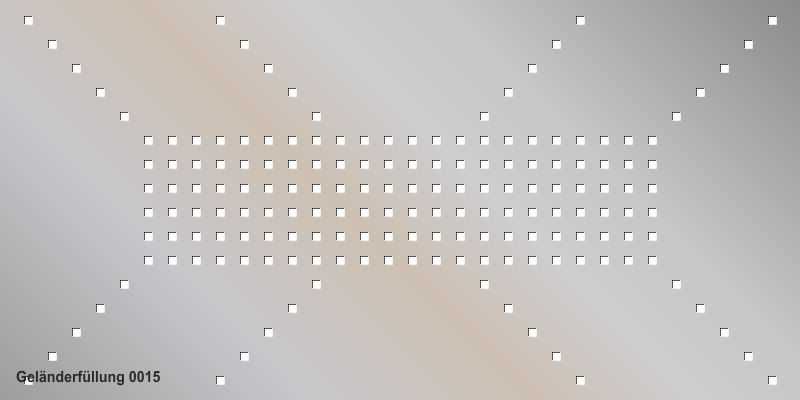 Geländerfüllung 0015