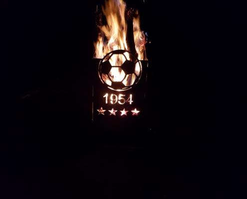 Weltmeisterfeuerkorb